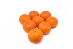 помеец мандарина 2 Стоковые Изображения