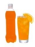 помеец питья бутылки стеклянный Стоковое Изображение RF
