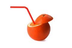 помеец питья Стоковое Фото