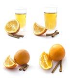 помеец понедельника питья циннамона Стоковые Изображения