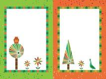 помеец рамок зеленый бесплатная иллюстрация