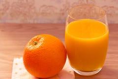помеец сока еды завтрака здоровый Стоковые Изображения RF