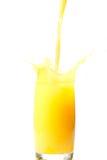 помеец сока Стоковое фото RF