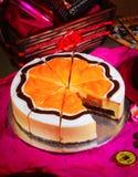 помеец торта Стоковые Изображения RF