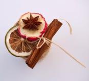 помеец циннамона яблока Стоковое Изображение RF