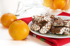 помеец шоколада Стоковая Фотография RF