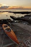 помеец kayak Стоковые Изображения RF