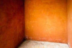 померанцовая комната Стоковое фото RF