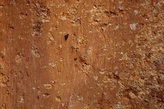 померанцовая несенная текстура гипсолита Стоковое фото RF