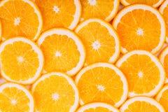 Померанцовая предпосылка плодоовощ Апельсины лета еда здоровая стоковое фото rf