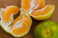 померанцовое органическое Стоковая Фотография RF
