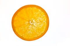 померанцовое солнце Стоковые Фото