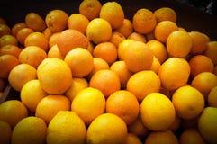 Померанцовые мандарины Стоковое Фото