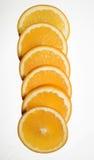 померанцовые ломтики Стоковое Изображение RF