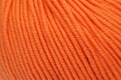 померанцовые шерсти Стоковые Фотографии RF