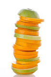 померанцовый ломтик стоковое фото rf