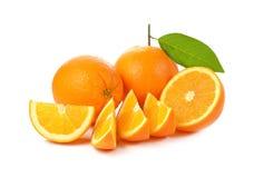 Померанцовый плодоовощ Стоковые Фотографии RF