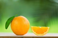 Померанцовый плодоовощ Стоковое фото RF
