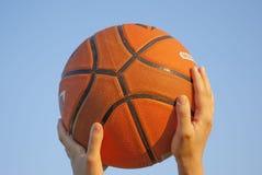 Померанцовый шарик Стоковые Фотографии RF