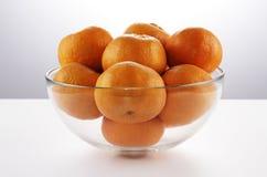 померанцы мандарина Стоковое Изображение