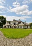 поместье деревенского дома Стоковые Фотографии RF
