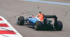 Поместье Мерседес MRT05 Grand Prix F1 2016 Стоковая Фотография RF