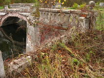 поместье старое Стоковая Фотография RF