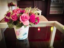 Помещенный цветок Стоковые Изображения