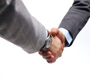 помогать руки руки бизнесмена трястия 2 Стоковые Фото