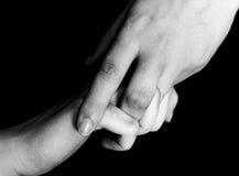 помогать руки Стоковые Фото