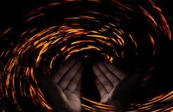 Помолите для herricane Ирмы, силы молитвы стоковое фото rf