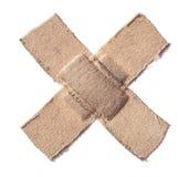 Помощь диапазона пакостная и worn - изображение запаса Стоковая Фотография