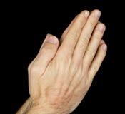 Помолите Стоковая Фотография RF