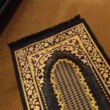 Помолите sajadda ответной части стоковые изображения rf