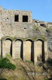 Помпеи, римский город Стоковые Фотографии RF
