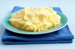 помятые картошки Стоковая Фотография