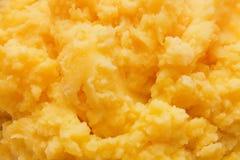 помятые картошки Стоковые Изображения RF