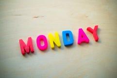 Понедельник Стоковые Изображения RF