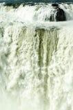 понижается iguazu стоковое фото rf