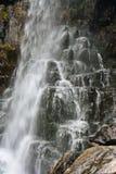 Понижаясь падения воды Стоковое фото RF