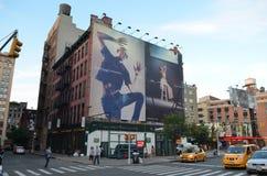 Понизьте взгляд Манхаттана, NYC, США Стоковое фото RF