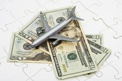 понимать цен авиакомпании Стоковая Фотография RF