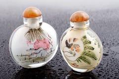 понюшка бутылок Стоковые Фото