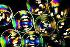 Поперечная поляризация Стоковое Изображение