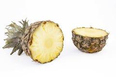 Поперечное сечение ананаса Стоковое Изображение RF