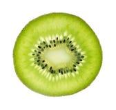 Поперечное сечение плодоовощ кивиа Стоковые Изображения RF