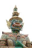 Попечитель демона на Wat Phra Kaew Стоковое фото RF