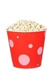 попкорн ведра Стоковая Фотография
