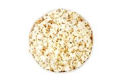 попкорн ведра Стоковое фото RF
