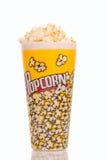попкорн контейнера Стоковая Фотография RF